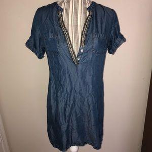 Spense Brand Denim Dress